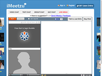 iMeetzu is a site like Bazoocam, Omegle, Camzap and a Chatroulette alternative.